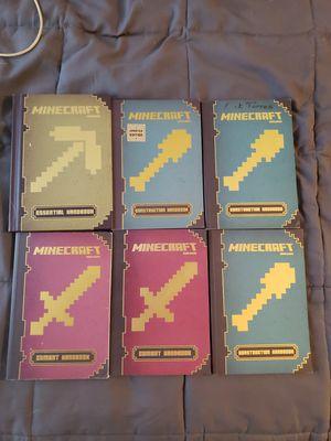 14 Minecraft Books for Sale in San Antonio, TX