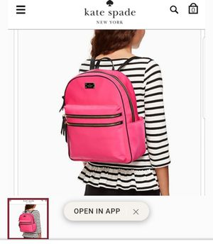 Kate Spade backpack for Sale in Vista, CA