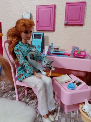 Barbie vet for Sale in Glendale, AZ