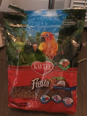 Parrot food for Sale in Pleasanton, CA