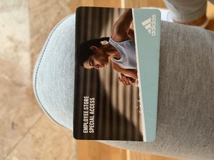 Adidas Employee Store Pass for Sale in Clackamas, OR