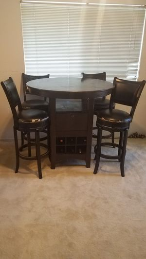 5 piece Table set for Sale in Newhall, CA