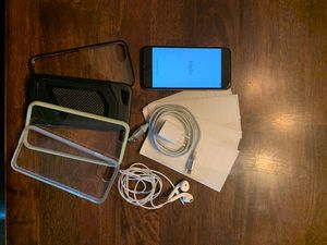 iPhone 6s +++Unlocked+++ 16GB w/ charger, headphones, 4 screen protectors, and 4 cases for Sale in Queen Creek, AZ