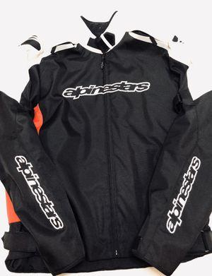 Alpinestars motorcycle jacket for Sale in Pompano Beach, FL