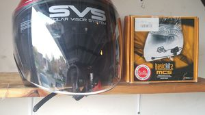 Zox Journey Solar Visor System Motorcycle Helmet for Sale in UPR MARLBORO, MD