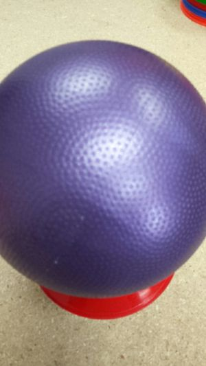 workoutz 9-inch yoga pilates mini ball for Sale in US