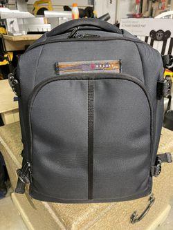 Delsey Pro Digital Camera Photo Notebook Backpack 33 for Sale in Irvine, CA