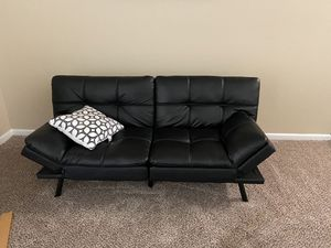 Black Futon for Sale in Fort Lauderdale, FL