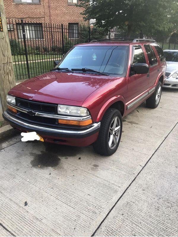 2002 Chevy blazer 4x4 Ls