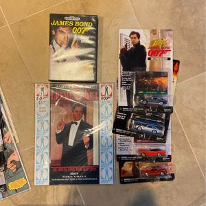 James Bond Collectible for Sale in Reston, VA