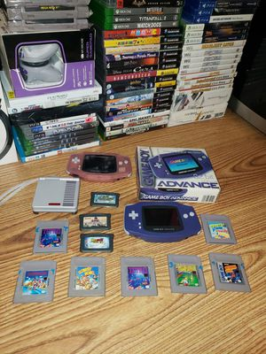 Nintendo Gameboy Advance SP for Sale in Fort Worth, TX