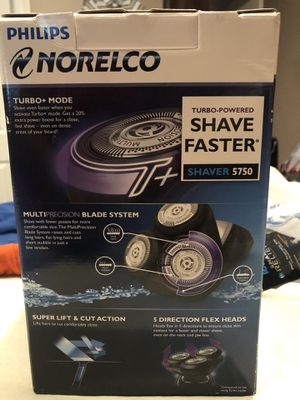 New Philips Norelco Shaver 5750 for Sale in Sunset, LA