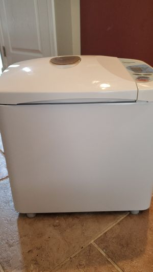 Panasonic Bread Maker for Sale in Boyds, MD