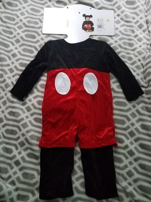 Mickey mouse costume size 12-18 monts for Sale in Arlington Heights, IL