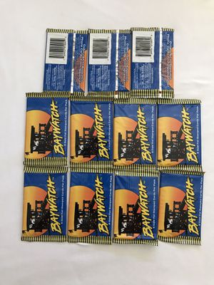 Baywatch 1995 Trading Cards Packs 9 Cards Per Pack New All For $30 for Sale in Reedley, CA