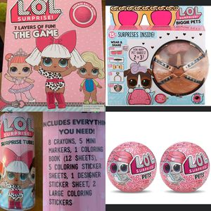 NWT lol surprise bundle-5 items total for Sale in Plano, TX