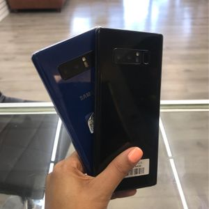 Galaxy Note 8 (64GB , 128GB ) | Unlocked 🔓| 30 Days warranty✅ | All colors Available❗️ for Sale in Tampa, FL