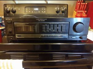 SONY TA-AX295 STEREO RECEIVER for Sale in Scottsdale, AZ
