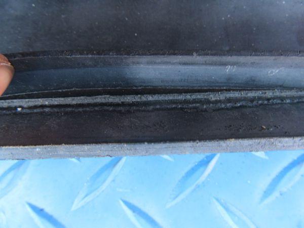 Mercedes Benz Slk320 SLK Class rear bumper cover 3722