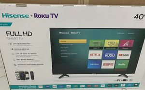 "40"" Hisense Full HD Smart Roku TV for Sale in Fort Lauderdale, FL"