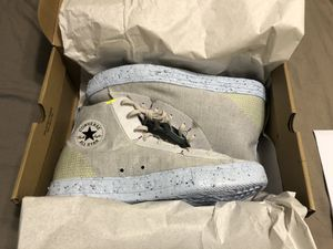 Converse Chuck Taylor Crater White - Size 10.5 for Sale in Silver Spring, MD