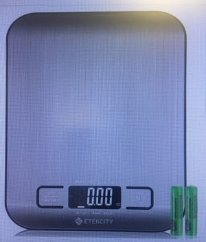 Kitchen digital scale for Sale in Houston, TX