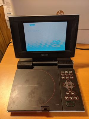 Portable DVD player Toshiba for Sale in Philadelphia, PA