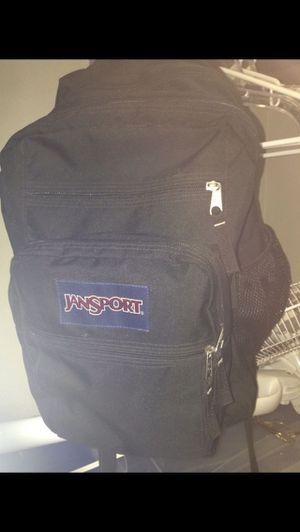 Black jansport backpack for Sale in Cedar Park, TX