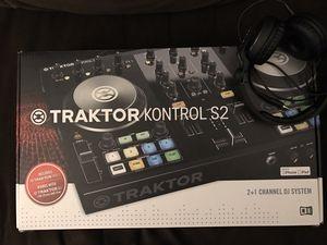 Traktor Kontrol S2 DJ Controller System - Like New for Sale in Saint ANTHNY VLG, MN