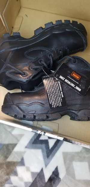 Red Wing Steel toed Worx boots for Sale in Indianapolis, IN