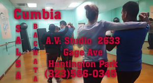 Dance Lesson Cumbia Salsa BACHATA for Adults for Sale in Huntington Park, CA