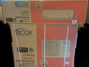 AC Mini Split & heat 2 unit for Sale in Baltimore, MD