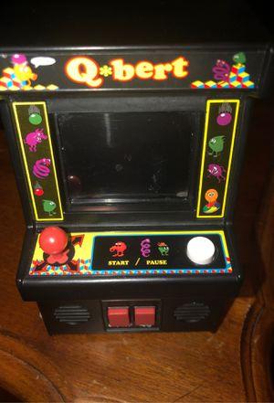 Qbert Classic handheld arcade game for Sale in Las Vegas, NV