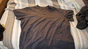 Gray and black scrubs for Sale in Hillsboro, OR