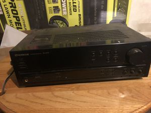 Pioneer receiver for Sale in St. Clair Shores, MI