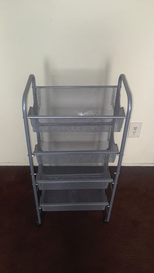 $15 stand,4-basket . for Sale in Los Angeles, CA