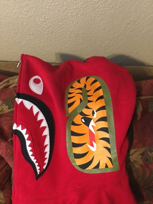 Bape shark hoodie for Sale in Round Rock, TX