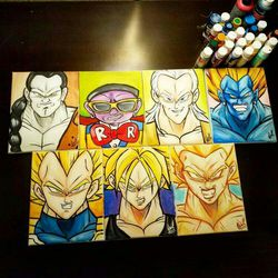 Super Andriod 13 Set! - By Quil - Dragonball Z for Sale in Tracy,  CA