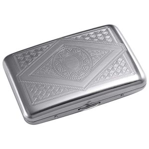 Brand: Protectif 4.2 out of 5 stars 2,516 Reviews RFID Blocking Credit Card Holder/Protector - Best Metal/Stainless Steel Travel Wallet/Case for Men for Sale in Hollywood, FL