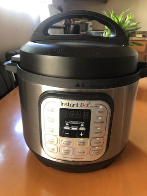 Instant Pot -Like New for Sale in Compton, CA