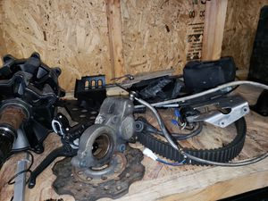 2015 Zr6000r and 2014 xf8000 Parts for Sale in Kingsley, MI