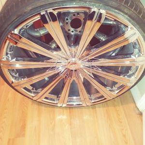 Brand New 26 Borghini for Sale in Cleveland, OH
