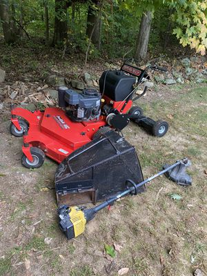 Gravely Pro 48 inch Commercial for Sale in East Haddam, CT
