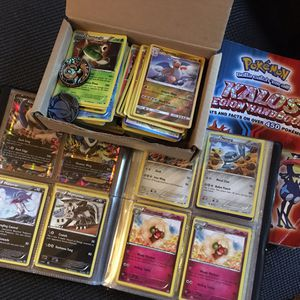 Pokémon cards + for Sale in Natick, MA