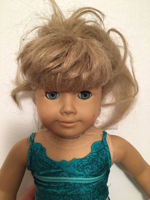 American girl doll hair damaged for Sale in Kent, WA