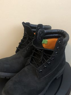 Men's Timberland Boots (Black). for Sale in Rockville,  MD