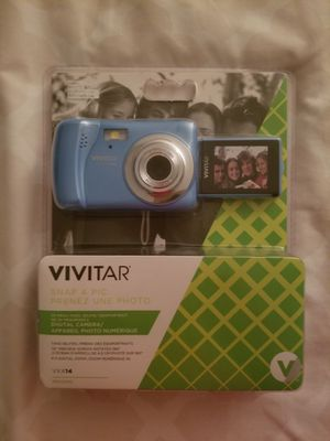 HD Vivitar Digital Camera for Sale in PT CHARLOTTE, FL