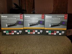 Roku streaming stick for Sale in Philadelphia, PA