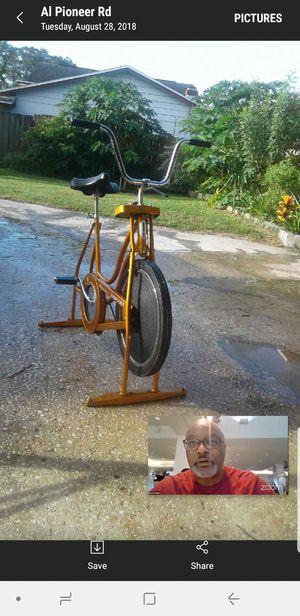 Vintage Schwinn Exercise Bike for Sale in Orlando, FL