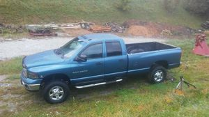 2004 Dodge Ram 2500 Diesel for Sale in Elk Park, NC